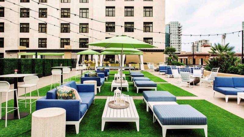 Solamar - A Kimpton Hotel Garten