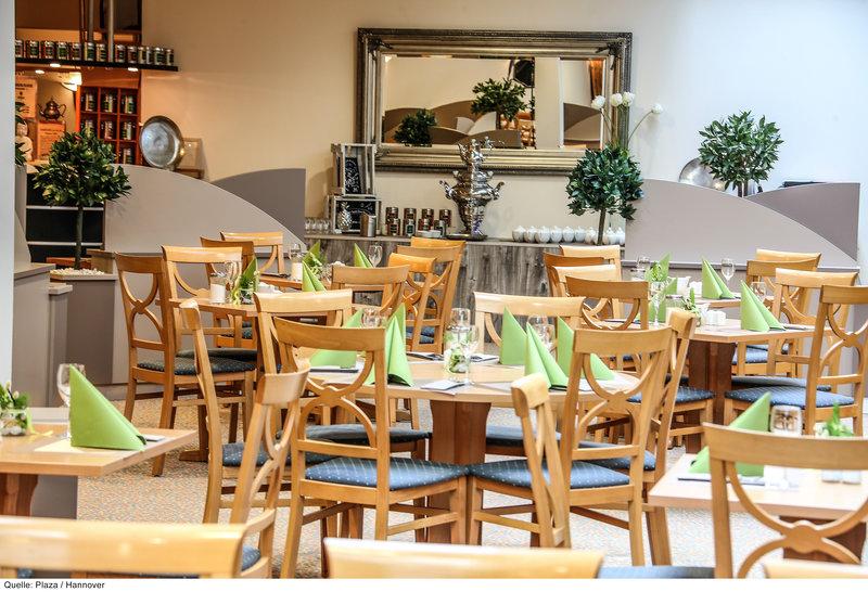Plaza Hotel Hannover  Restaurant