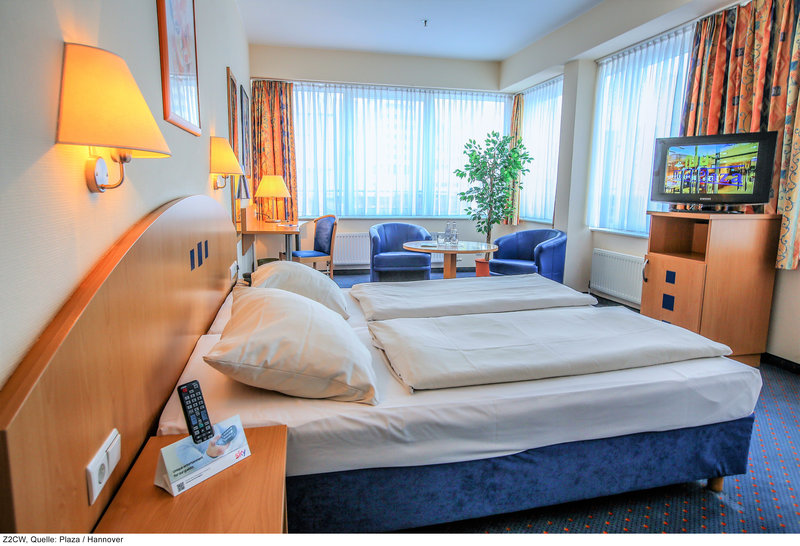 Plaza Hotel Hannover  Wohnbeispiel