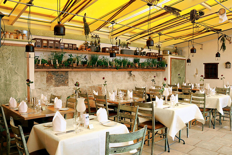 Europa-Park Santa Isabel Restaurant
