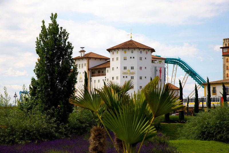 Europa-Park Santa Isabel Garten