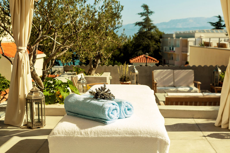 SENTIDO Kaktus Resort Terrasse