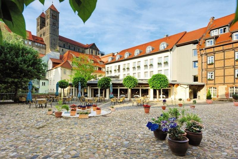 Best Western Hotel Schlossmühle Außenaufnahme