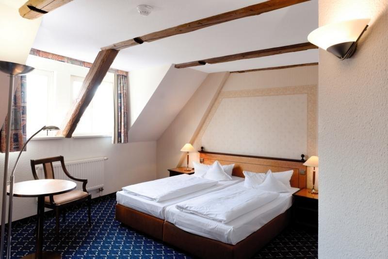 Best Western Hotel Schlossmühle Wohnbeispiel