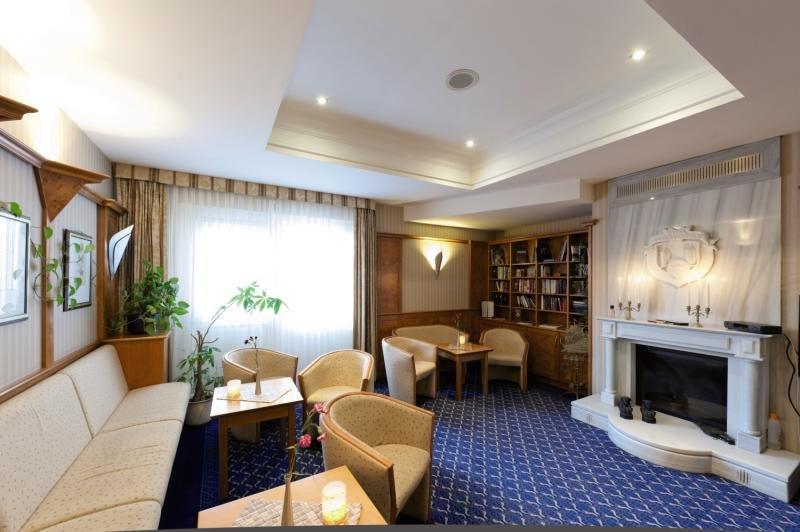 Best Western Hotel Schlossmühle Lounge/Empfang