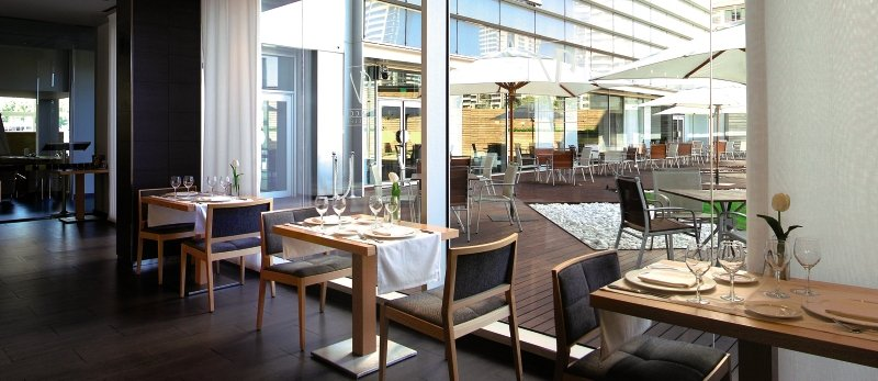 Vincci Barcelona Maritimo Restaurant