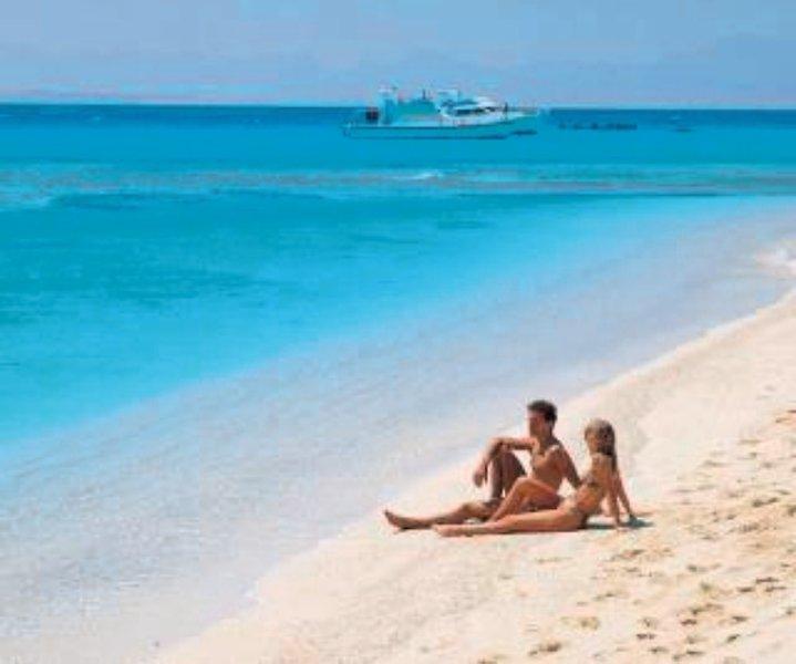 Shams Alam Beach Resort Strand