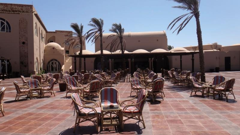 Shams Alam Beach Resort Bar