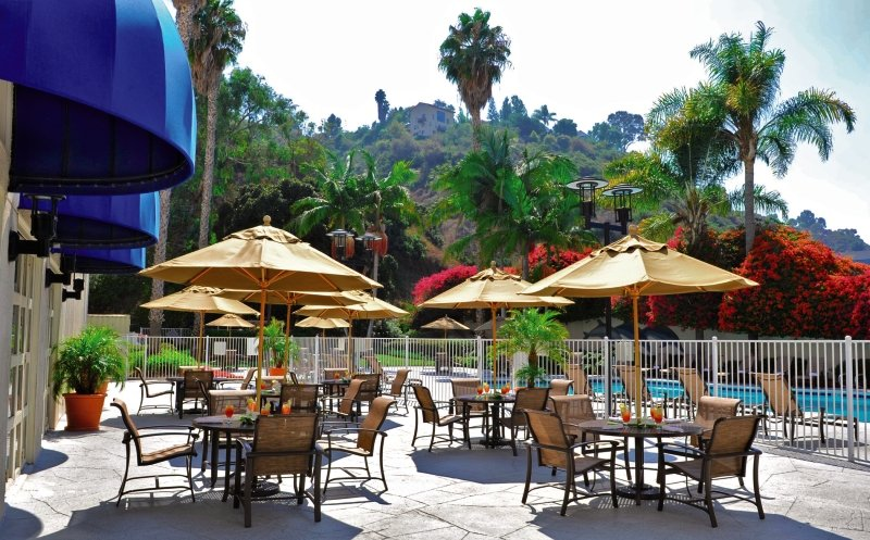 Sheraton Mission Valley Restaurant