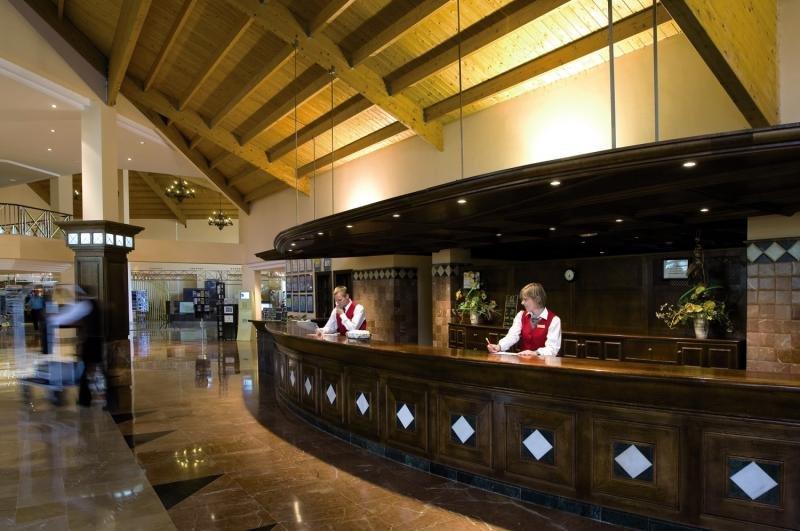 TUI SENSIMAR Natura Palace Lounge/Empfang