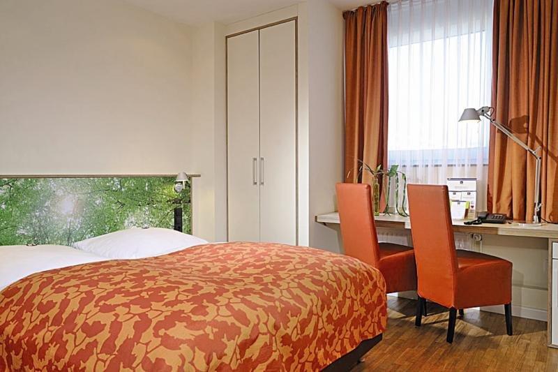 Best Western Hotel Bremen City Wohnbeispiel