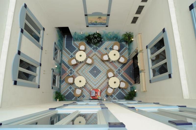 Best Western Hotel Bremen City Lounge/Empfang