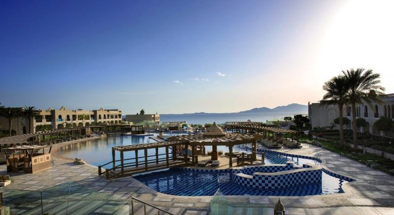 SUNRISE Grand Select Arabian Beach Resort Außenaufnahme