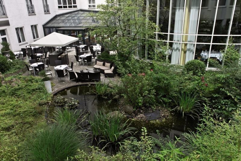 Wyndham Hannover Atrium Garten