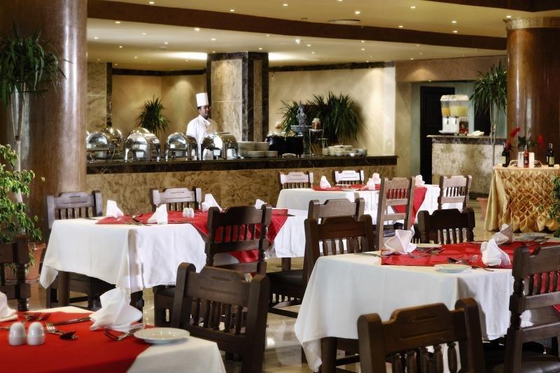 Hawaii Riviera Aqua Park Resort Restaurant