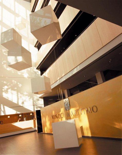 Vincci Barcelona Maritimo Lounge/Empfang