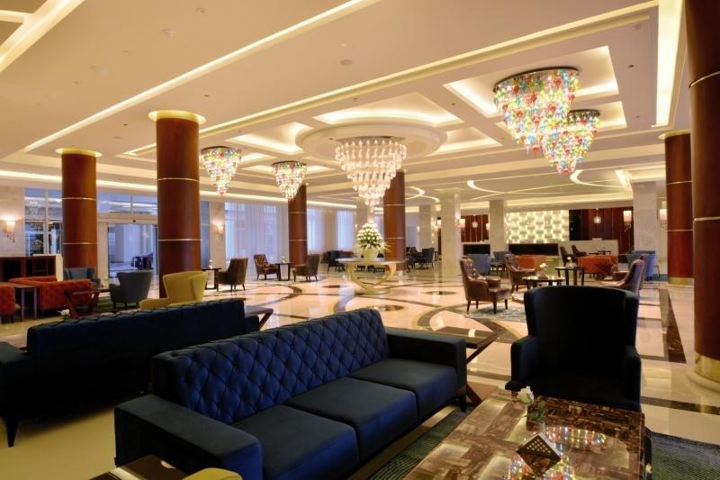 Royal Albatros Moderna Lounge/Empfang