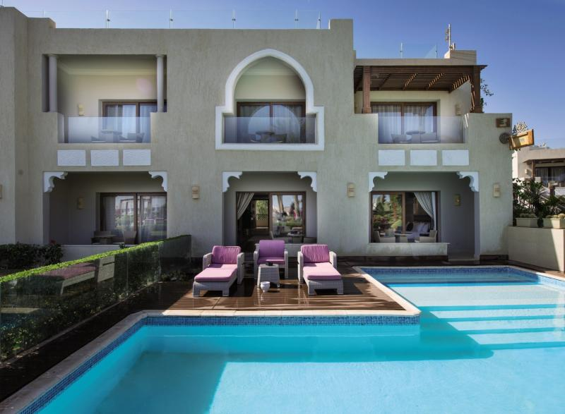 SUNRISE Grand Select Arabian Beach Resort Wohnbeispiel