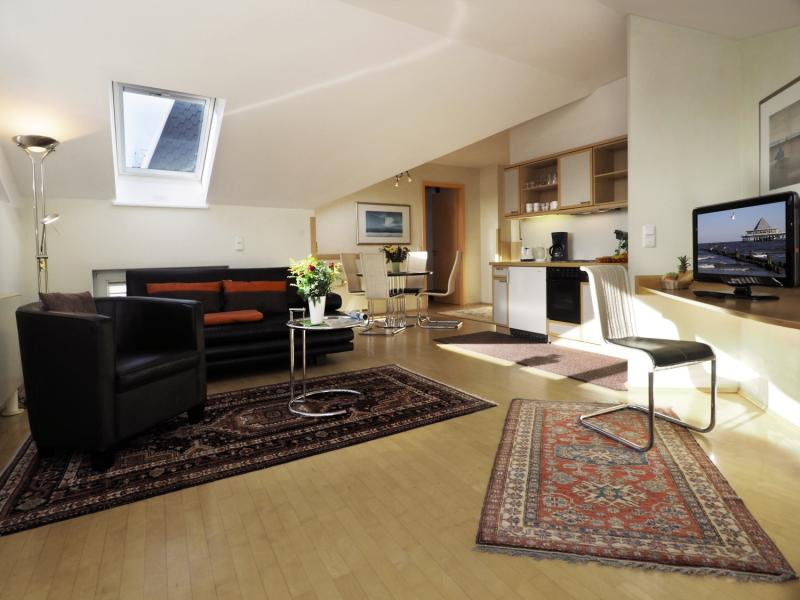 SEETELHOTEL Villa Aurora Lounge/Empfang