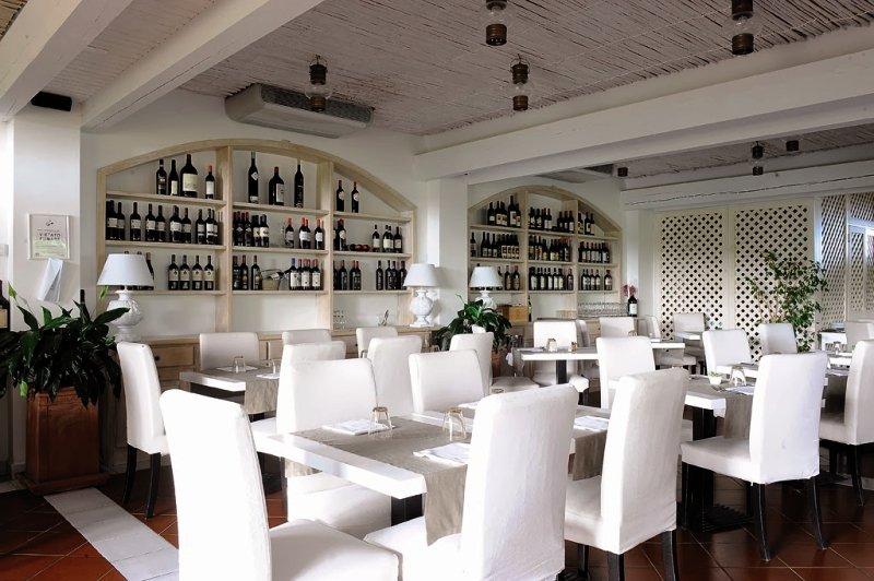 Le Ginestre Costa Smeralda Restaurant