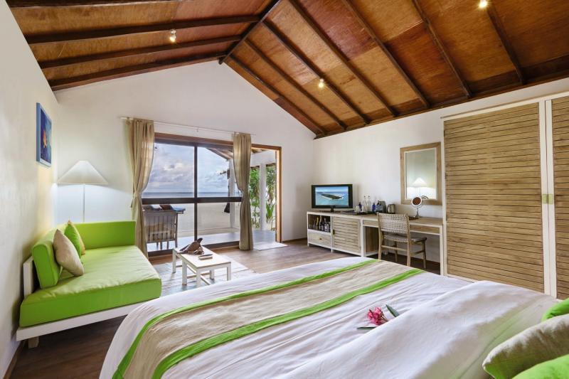 Innahura Maldives Resort Wohnbeispiel