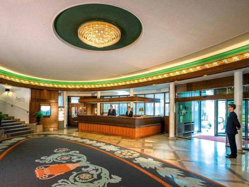 Dorint Park Hotel Bremen Lounge/Empfang