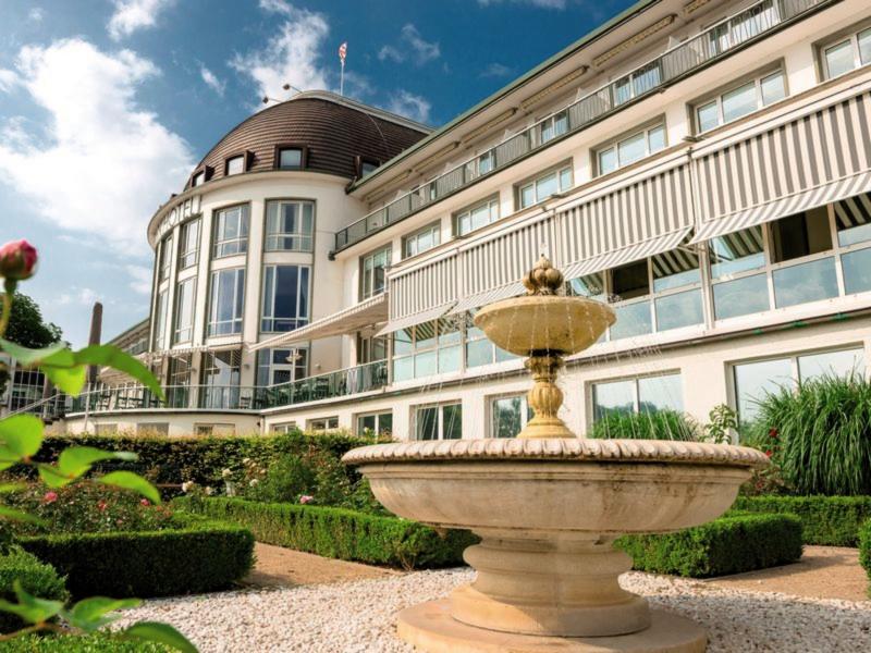 Dorint Park Hotel Bremen Außenaufnahme