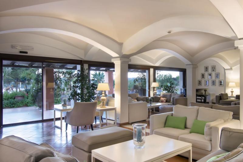 Le Ginestre Costa Smeralda Lounge/Empfang