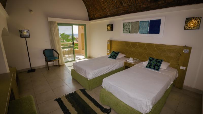 Shams Alam Beach Resort Wohnbeispiel